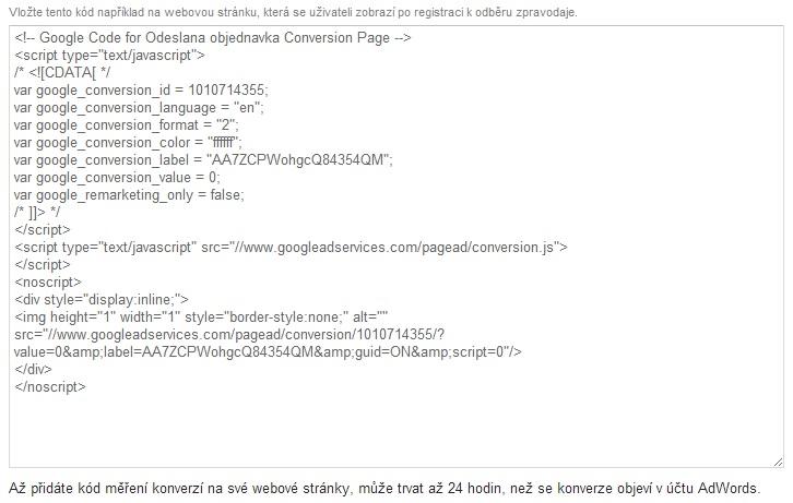 Konverzní kód