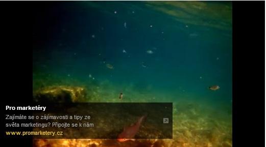 Ukázka překryvné vrstvy ve videu